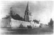 Иоанно-Предтеченский монастырь. Колокольня с церковью Иоанна Воина - Астрахань - Астрахань, город - Астраханская область
