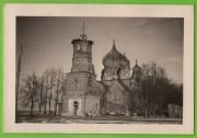 Любохна. Казанской иконы Божией Матери (старая), церковь