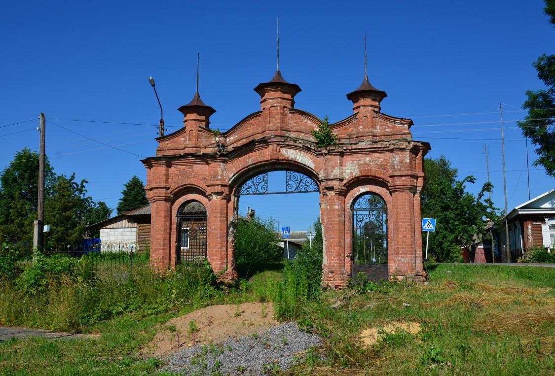 Церковь Николая Чудотворца, Злынка