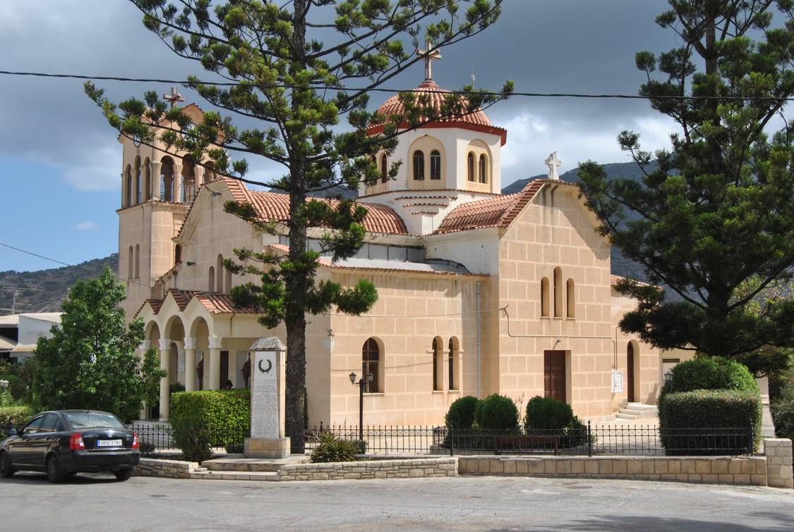 Церковь Софии, Премудрости Божией, Мелидони