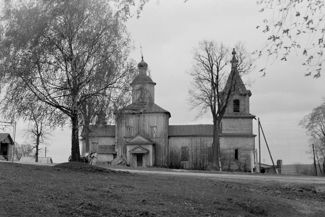 акварели фотографии село старый кривец в брянской области первых минут команды