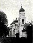 Церковь Варвары великомученицы на Варваринском кладбище - Севск - Севский район - Брянская область