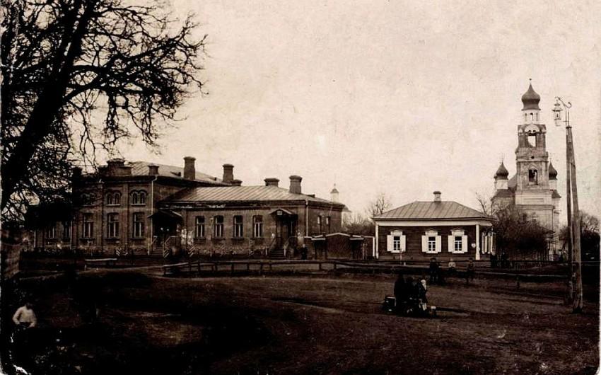 Старые фото великого новгорода