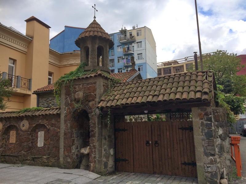 Церковь Иоакима и Анны, Батуми
