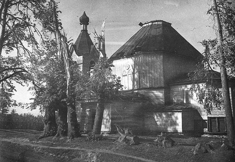 Церковь Покрова Пресвятой Богородицы, Стародуб