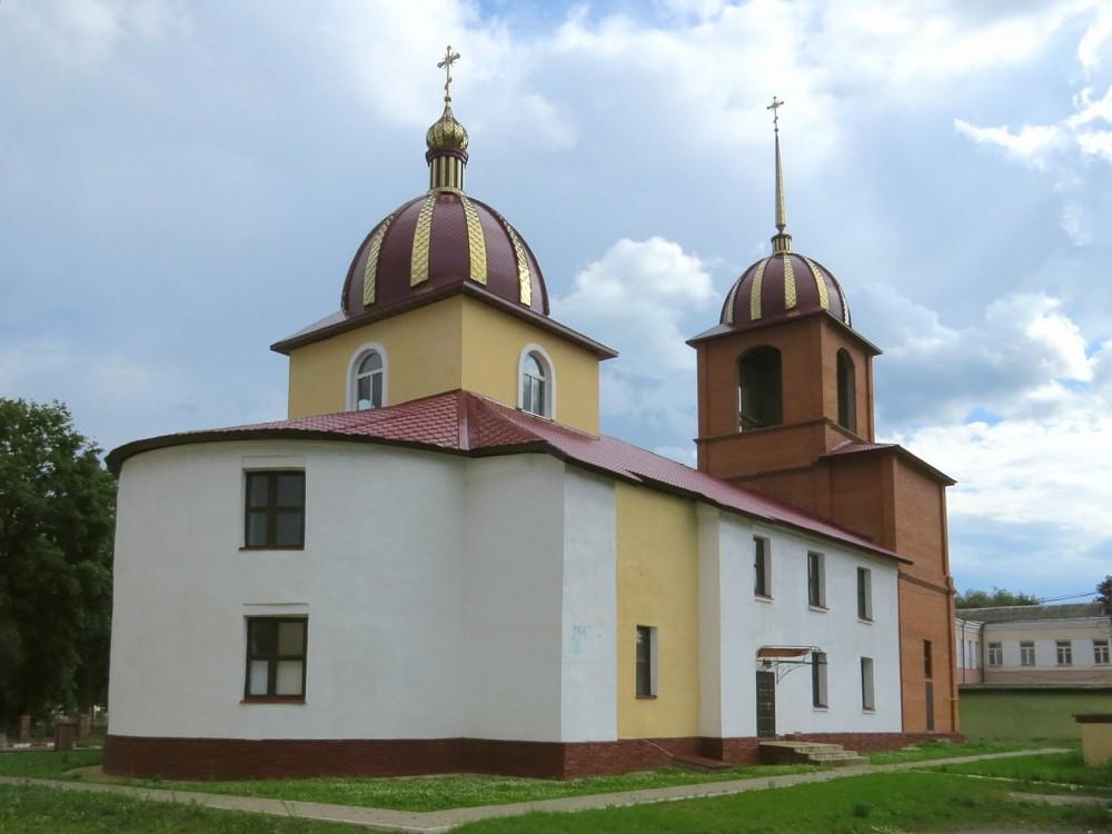 Церковь Силуана Афонского, Мстиславль
