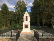 Неизвестная часовня на кладбище - Толпыгино - Приволжский район - Ивановская область