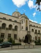 Белград. Симеона Мироточивого в здании Сербской Патриархии, домовая церковь