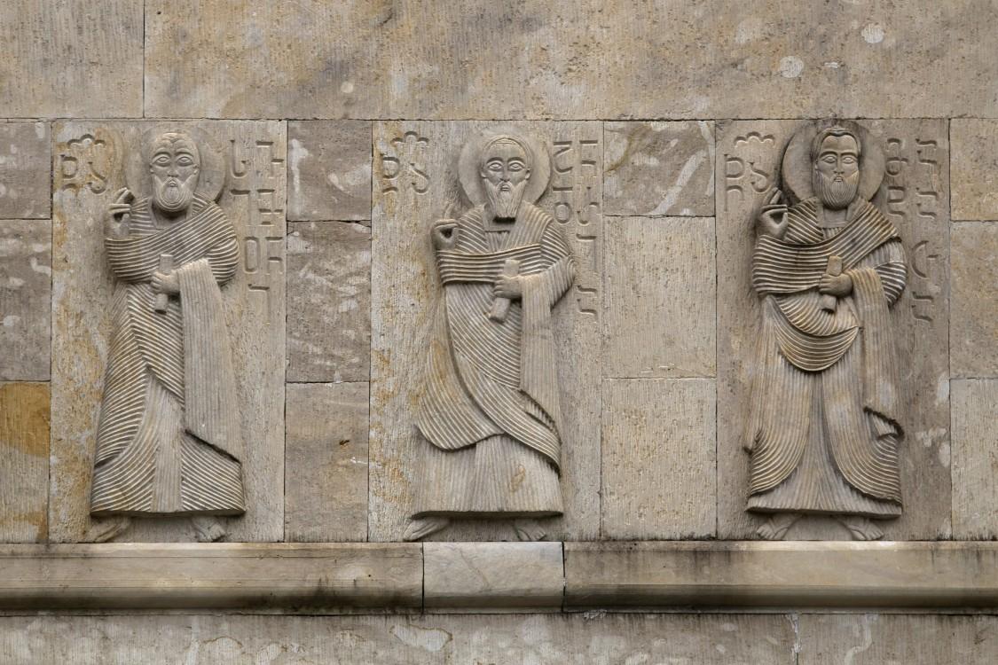Монастырь Успения Пресвятой Богородицы, Мартвили