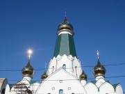 Церковь Саввы Сторожевского в Северном Измайлове - Северное Измайлово - Восточный административный округ (ВАО) - г. Москва