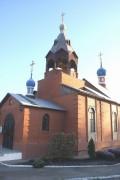 Церковь Иверской иконы Божией Матери - Октябрьский - Михайловский район - Рязанская область