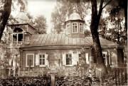 Церковь Троицы Живоначальной (старая) на городском кладбище - Кронштадт - Санкт-Петербург, Кронштадтский район - г. Санкт-Петербург