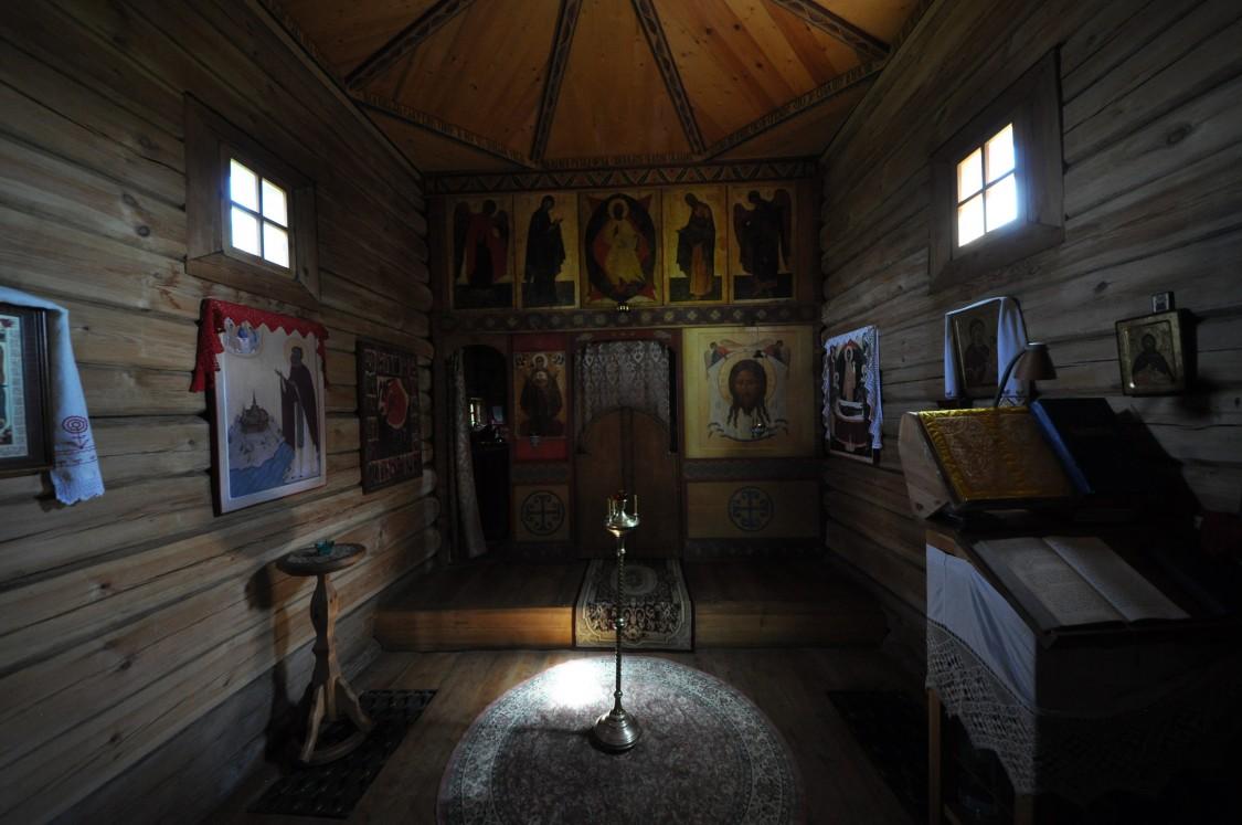 Церковь Спаса Нерукотворного Образа, Варишпельда