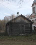 Неизвестная часовня - Глазово - Камешковский район - Владимирская область