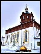 Пророко-Ильинский мужской монастырь. Церковь Илии Пророка - Месягутово - Дуванский район - Республика Башкортостан