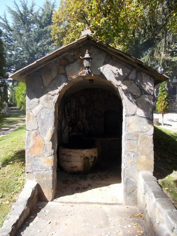 Монастырь Наума Охридского, Свети Наум