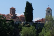 Монастырь Наума Охридского - Свети Наум - Северная Македония - Прочие страны