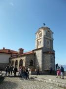 Монастырь Наума Охридского. Неизвестная церковь - Свети Наум - Северная Македония - Прочие страны