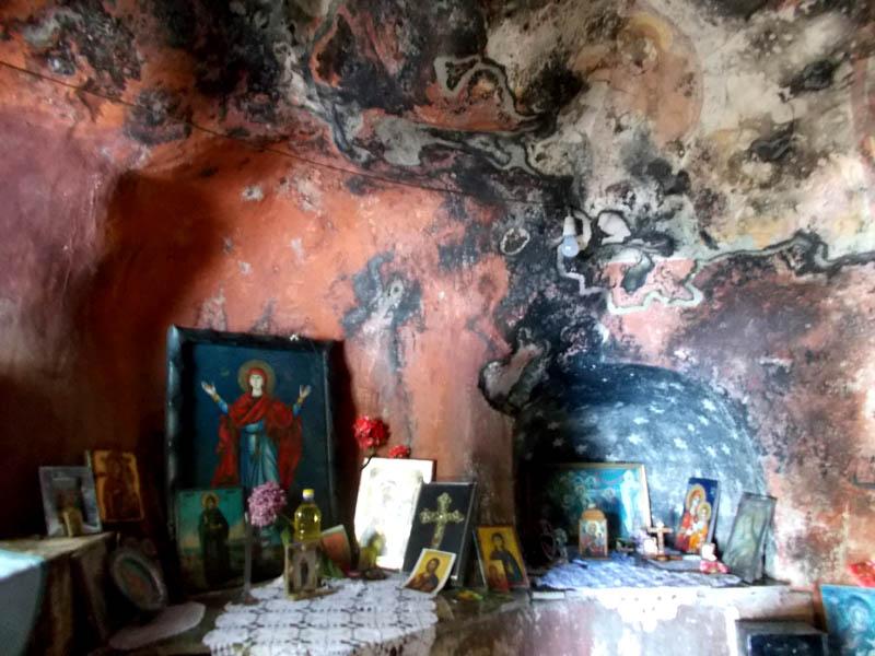 Прочие страны, Северная Македония, Градиште. Неизвестная церковь, фотография. интерьер и убранство