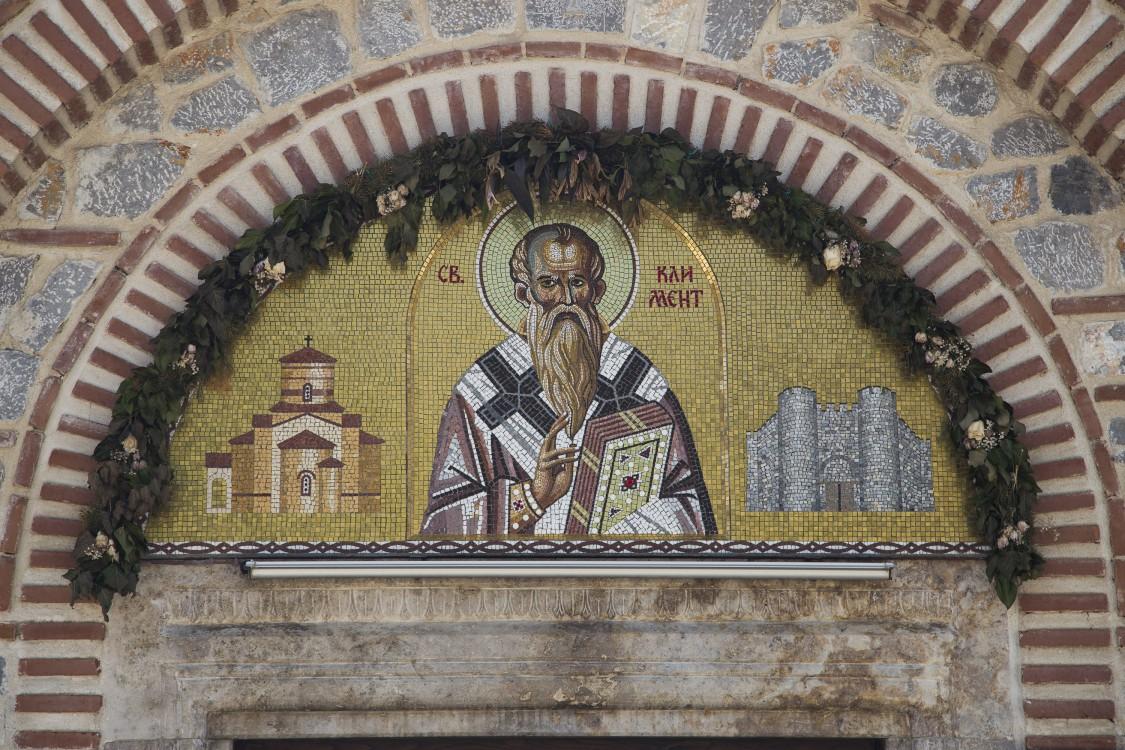 Климентовский монастырь. Церковь Пантелеимона Целителя, Охрид