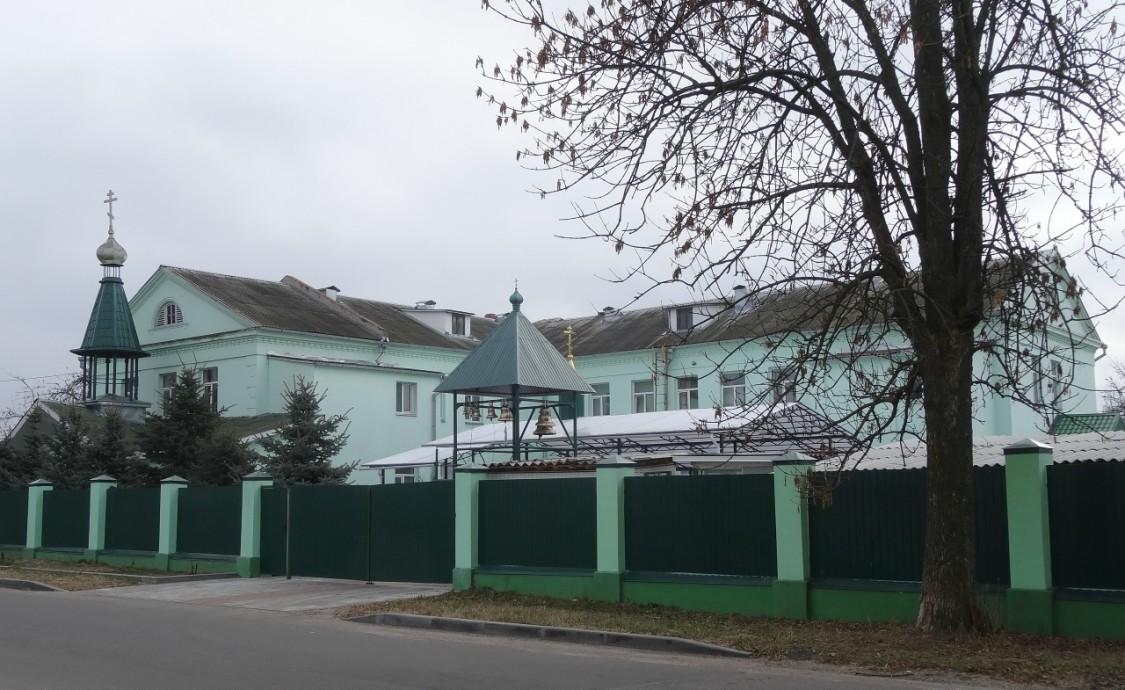 Тихвинский женский монастырь, Гомель