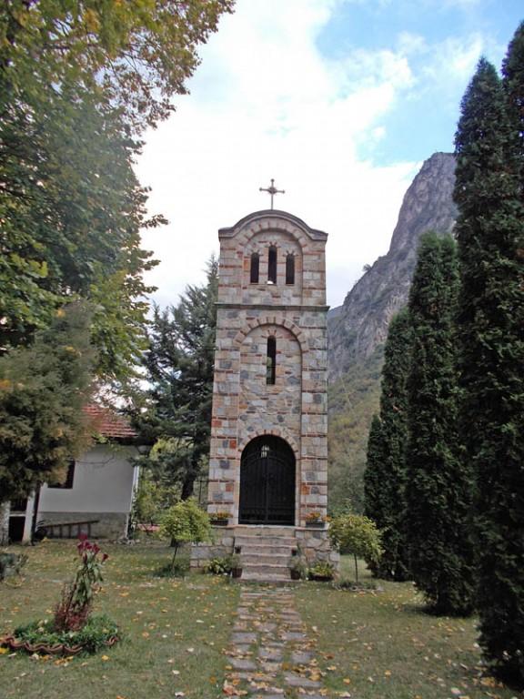 Успенский монастырь, Долна-Матка
