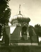 Кладбищенская церковь Успения Пресвятой Богородицы - Лодзь - Лодзинское воеводство - Польша