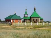 Церковь Троицы Живоначальной (старая) - Вертячий - Городищенский район - Волгоградская область
