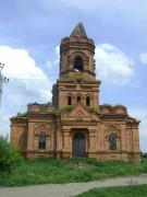 Кутьино. Николая Чудотворца (старая), церковь