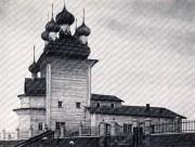 Церковь Сретения Господня (старая) - Чекуево - Онежский район - Архангельская область