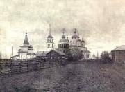 Храмовый комплекс Шебеньгского погоста - Шебеньгский Погост - Тарногский район - Вологодская область
