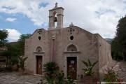 Монастырь Пантелеимона Целителя - Фоделе - Крит (Κρήτη) - Греция