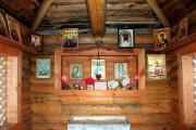Часовня Варвары великомученицы - Лаж - Лебяжский район - Кировская область