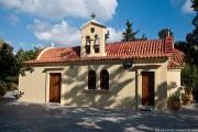 Монастырь Агаратос - Сампас - Крит (Κρήτη) - Греция