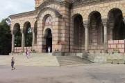 Белград. Марка Евангелиста (новая), церковь
