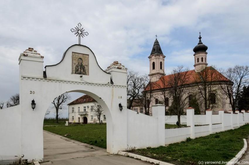 Монастырь Фенек, Яково