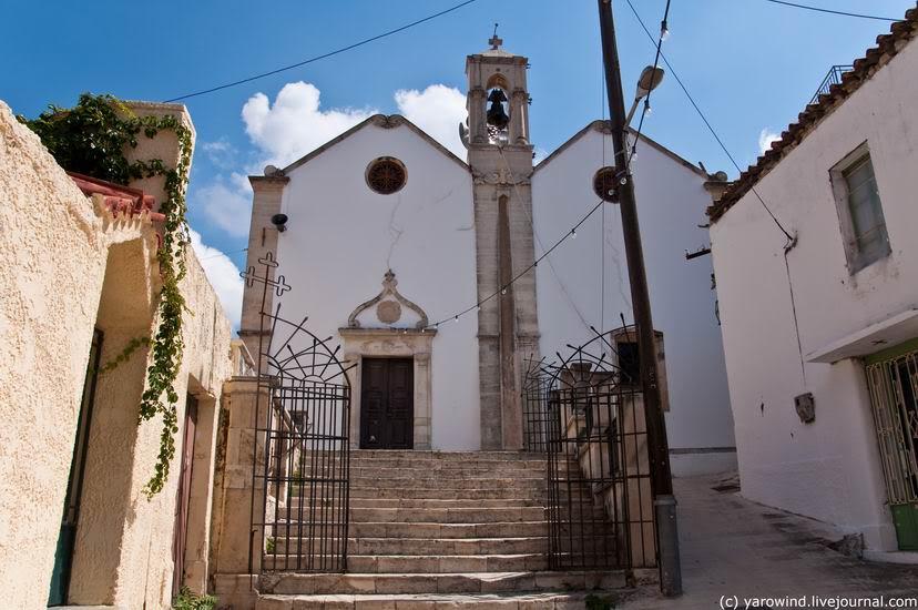 Церковь Николая Чудотворца, Верхний Арханес