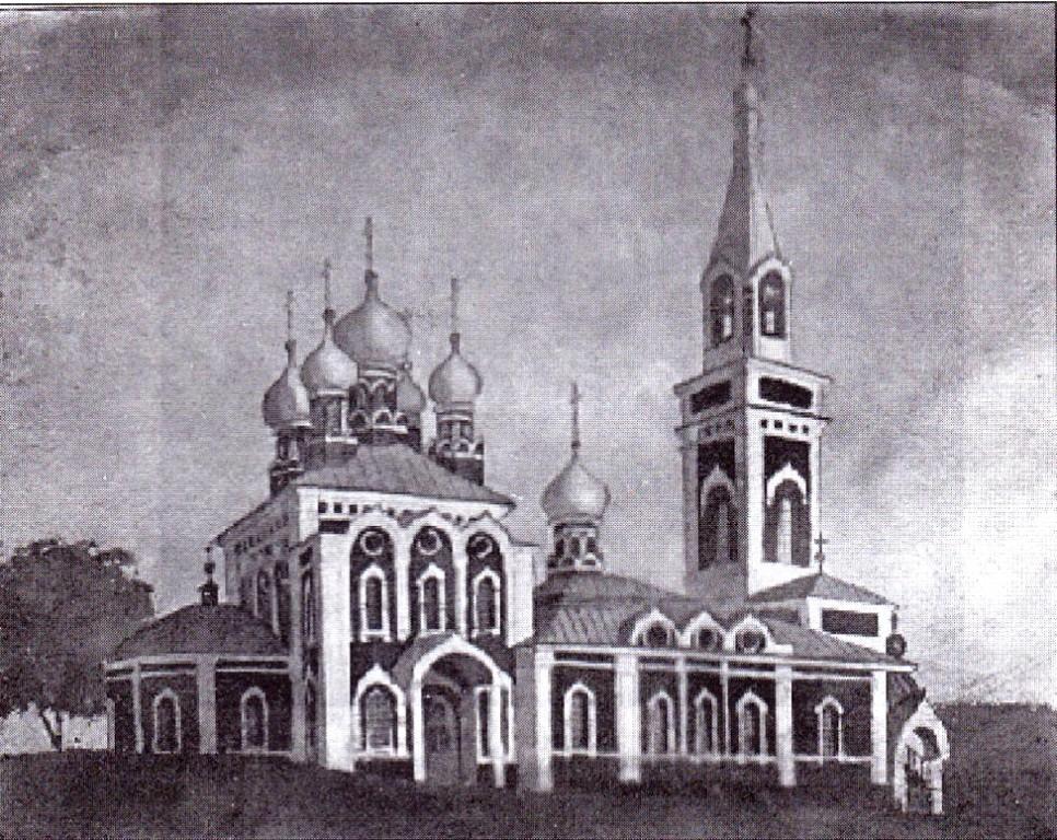 Казанский женский монастырь. Церковь Рождества Христова, Касимов