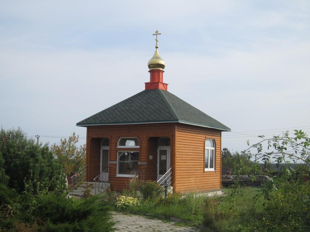 Неизвестная церковь, Озерецкое