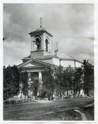 Церковь Вознесения Господня - Фёдоровское - Тосненский район - Ленинградская область