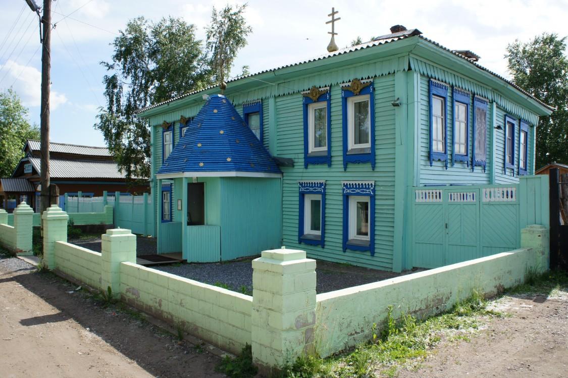 Церковь Успения Пресвятой Богородицы, Балахта