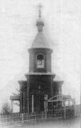 Церковь Георгия Победоносца - Форштадт - Верхнеуральский район - Челябинская область