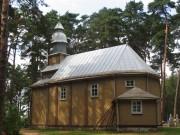 Кладбищенская церковь Кирилла и Мефодия - Орля - Подляское воеводство - Польша