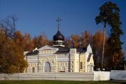 Церковь Собора Иоанна Предтечи в Переделкине - Ново-Переделкино - Западный административный округ (ЗАО) - г. Москва