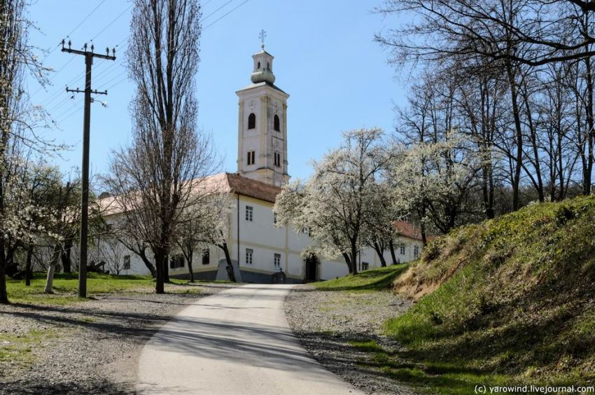 Монастырь Димитрия Солунского, Велика-Ремета