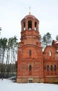 Бузланово. Александра Невского (строящаяся), церковь