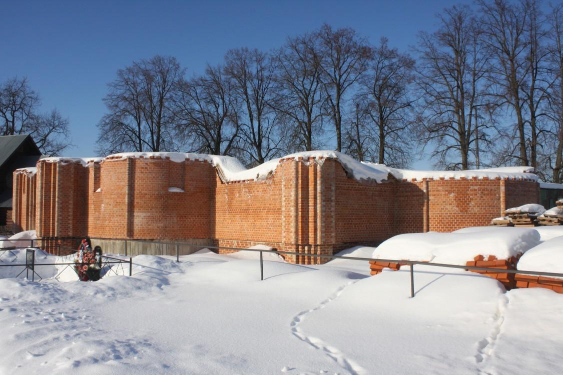 Церковь Иоанна Златоуста (строящаяся), Козино