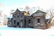 Церковь Рождества Пресвятой Богородицы - Старая Тушка - Малмыжский район - Кировская область