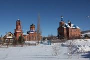 Церковь Пантелеимона Целителя - Учалы - Учалинский район - Республика Башкортостан