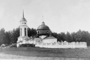 Церковь Саввы Сторожевского - Усолье - Шигонский район - Самарская область